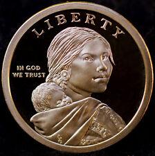 2009 S Sacagawea Native American Mint Proof Dollar from Original Proof Set