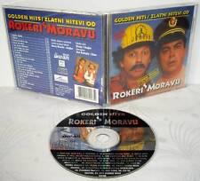 ROKERI S MORAVU CD Golden Hits Boris Bizetic Stojko Vruce pivo hladna supa Srce