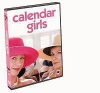CALENDAR GIRLS - Helen Mirren  - NEW / SEALED DVD - UK STOCK