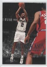 1999-00 Skybox Dominion #135 Jaren Jackson San Antonio Spurs Basketball Card