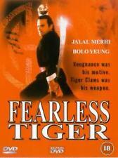 Fearless Tiger (DVD, 2001)