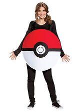 The Pokemon Adult Pokeball Classic Costume