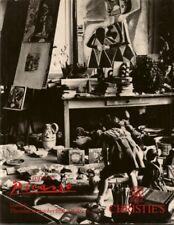 CHRISTIE'S Ceramics Medals Pablo Picasso MADOURA Auction Catalog 1990