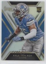 2014 Panini Select Prizm #155 Kyle Van Noy Detroit Lions Rookie Football Card