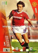 Adrenalyn XL Man. United - Lou Macari - Legends