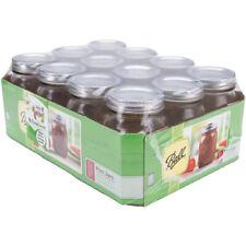 Ball Regular Mouth Canning Jar-Pint