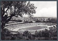 ROMA CITTÀ 82 STADIO STADION STADIUM ESTADIO CALCIO SPORT Cartolina