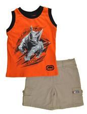 Ecko Unltd Infant Boys Tank Top & Short Set Size 3/6M 6/9M 12M 18M 24M $38