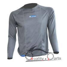 Oxford Layers Cool Dry Ladies Women Motorcycle Motorbike Long Sleeve Shirt Top
