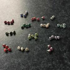 Dermal Anker Aufsatz 4 mm Anchor Uni viele Zirkonia Kristalle Head 1,2 mm