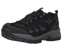 New Propet Ridge Walker Low M3598 Black Waterproof Hiking Ankle Boot-Shoe Men's