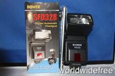 Bower SFD328 Digital Auto Slave Flash  Canon, Minolta, Nikon,Olympus,Pentax