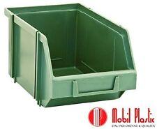 Contenitore cassettiera componibile sovrapponibile plastica MOBIL PLASTIC mod.3K
