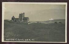 Somerset WESTON-SUPER-MARE Uphill Church RP PPC 1915