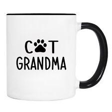 Cat Grandma - Mug - Cat Grandma Gift - Cat Grandma Mug