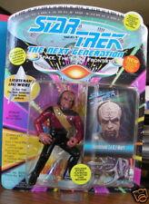 Lieutenant (JG) Worf STTNG Series 2 Playmates #6073 MOC