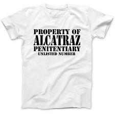 Alcatraz comme porté par Debbie Harry T-shirt 100% Premium Coton