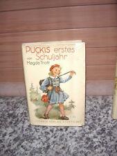 Puckis erstes Schuljahr, von Magda Trott