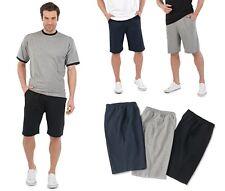 Joggingbermuda Short Qualityshirts in Baumwolle Gr. S - 6XL