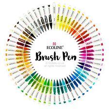 Royal Talens Ecoline Liquid Watercolour Brush Pens - singles sold individually