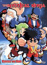 Legend of the Mystical Ninja Volume 1 Goemon the Good DVD - New
