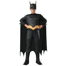 Batman Costume Kids Outfit Halloween Fancy Dress