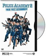Police Academy 2 - Their First Assignmen DVD