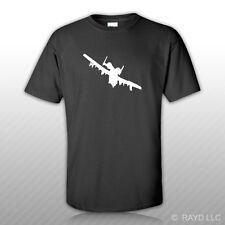 A-10 Thunderbolt II T-Shirt Tee Shirt S M L XL 2XL 3XL Warthog Hog CAS USAF A10