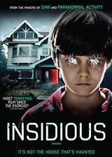 Insidious (DVD, 2011)