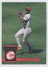 1994 Donruss #344 Roberto Kelly Cincinnati Reds Baseball Card