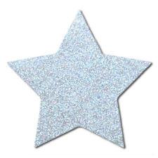 Reflektor Stern zum Aufnähen für Kleidung 4 cm