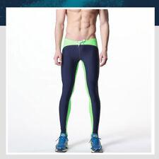 Men Wetsuit Snorkeling Swimming pants Winter warm tight fitness sports leggings