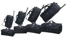 "Trolley maleta ruedas maleta negro ""Travel"" viaje roles-bolsa 60-80-100-140 L"