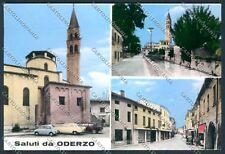 Treviso Oderzo foto cartolina B9716 SZG
