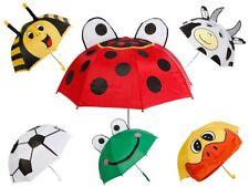 Kinder-schirm Marienkäfer Frosch Ente Schirm Kinder-regenschirm Jungen Mädchen