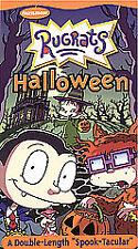 Rugrats - Halloween - VHS Tape - Brand New!!
