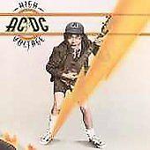 AC/DC - High Voltage [Remaster]  (CD, Jun-1994, Atco (USA))