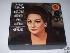 VERDI - CABALLE' - AROLDO -1980-CBS RECORDS