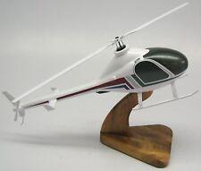Executive Exec-90 Rotorway Helicopter Wood Model XLarge Free Shipping