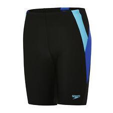 Speedo Colour Block Jammer Boys Swim Shorts