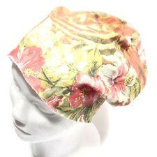 66526 cuffia MULTI MINIMARKET COTONE GARZATO  cappello  donna hat