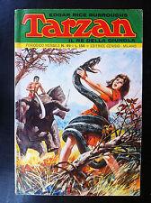 TARZAN 1° Serie n. 49 , Ed. Cenisio (1972) Il re della giungla - Mensile