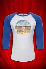 Emerson Lake & Palmer Vintage Tour Jersey 1977 Tee FREE S&H