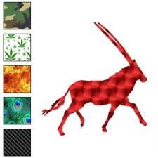 Impala Gazelle Decal Sticker Choose Pattern + Size #2826