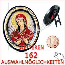 162 Ikonen Oval mit Glas Freie Auswahl OR rus Orthodox Kirche icon Icône икона