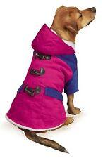 NEW Corduroy Berber Fleece Hooded Dog Coat Dog Clothing (Choose Size & Color)