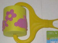 Roller Paint Pad Bunny & Flower Design - Borders Wall Decor Crafts Nursery Baby