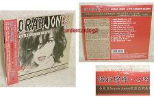 Norah Jones Little Broken Hearts Taiwan CD w/OBI (Digipak)