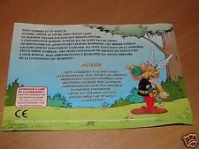 KINDER - ASTERIX & OBELIX - ASTERIX - BPZ FRANCE 2003
