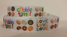 """Grosgrain Ribbon, Girl Scouts It's Cookie Time! Love Cookies Sales Troop, 1"""""""